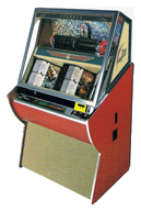 Fireball Jukebox refurbished