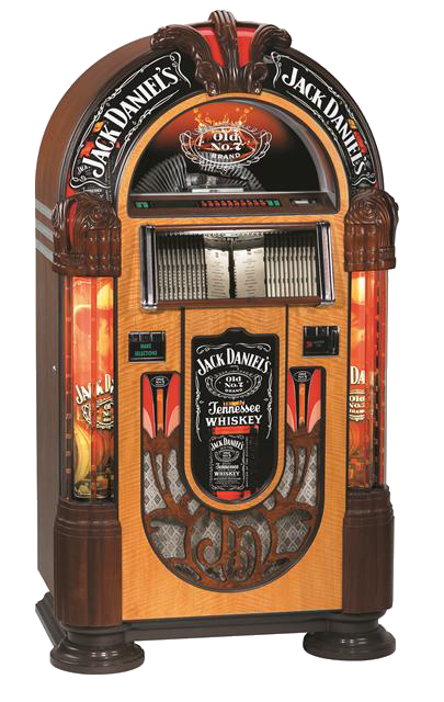 Rock-Ola Jack Daniels jukebox