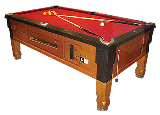 Challenger Pool Table