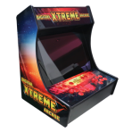 Digital Xtreme Arcade Bar Top 815