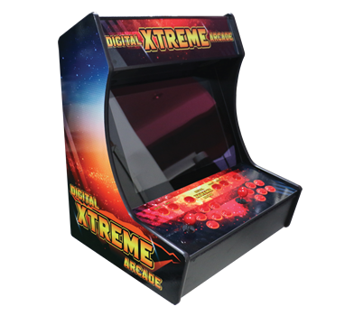 Digital Xtreme Arcade Bar Top