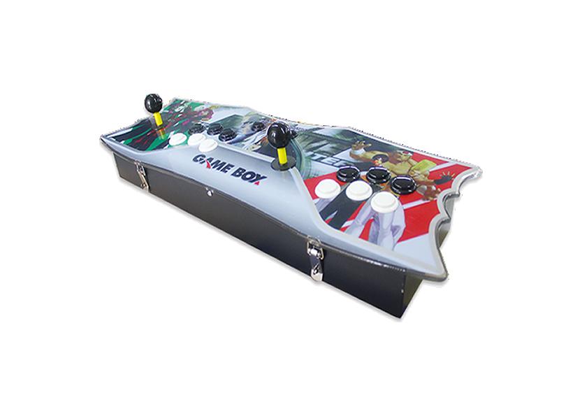 game box arcade 800 hgc