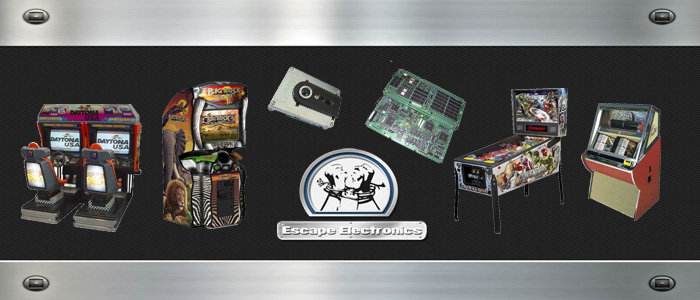 escape electronics service centre