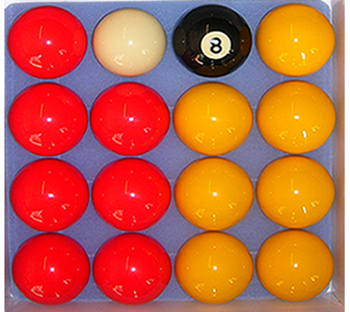 Casino Pool Ball Set  (2 Inch)