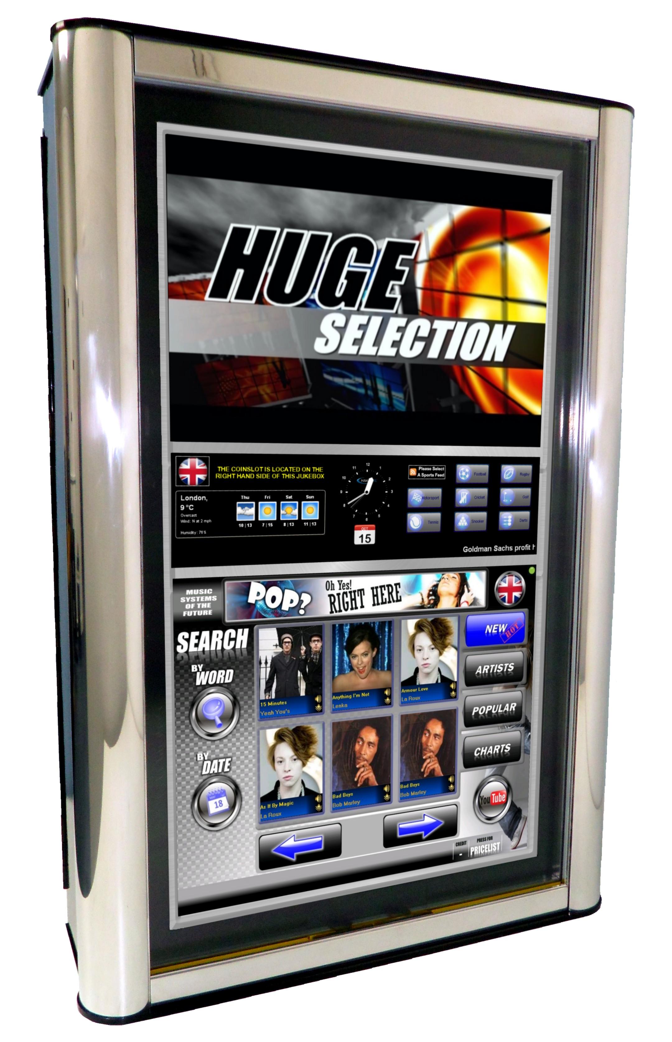 NSM Fusion Jukebox