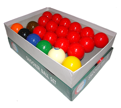 Premium Snooker Ball Set