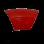 Plastic Trim (Bubbler Top Red)